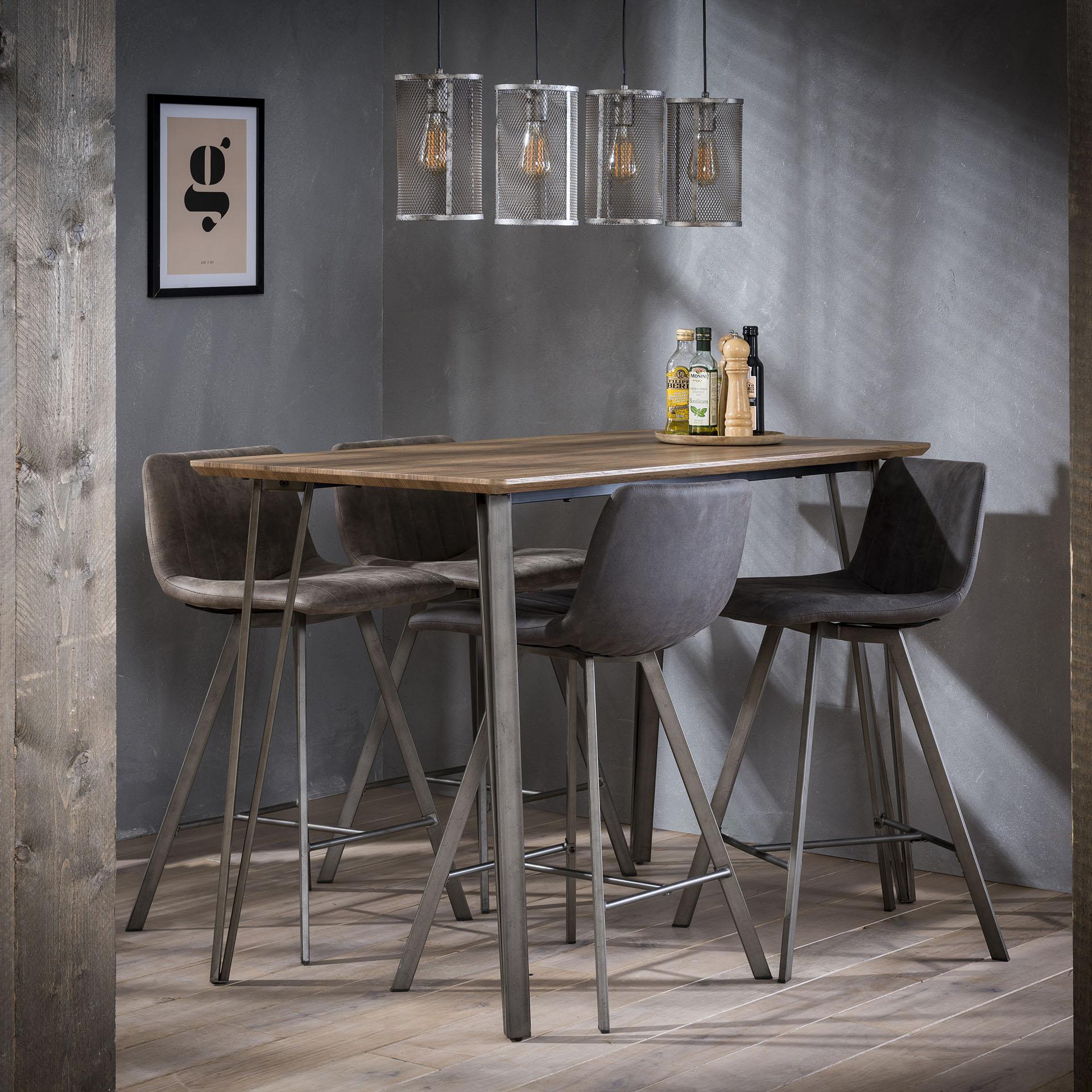 Helsinki Rectangulaire 30021984 Table Haute Réf dxhCQBtsr