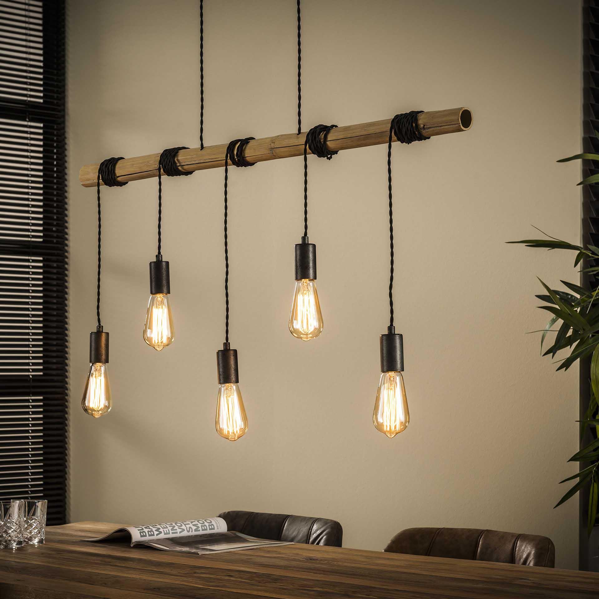 Suspension Lampes Cm 5 Bambou 98 13FJuTlcK