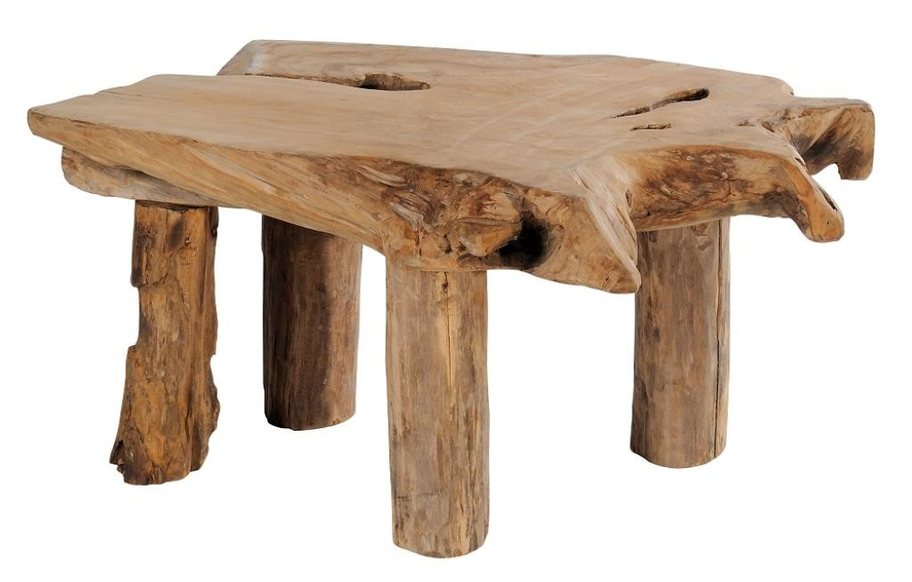 Teck Table Massif Table Basse Arizona Basse Teck e2H9IWEDY