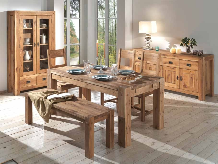 Table Carree Salle A Manger Bois Massif 120 Fjord Tables A