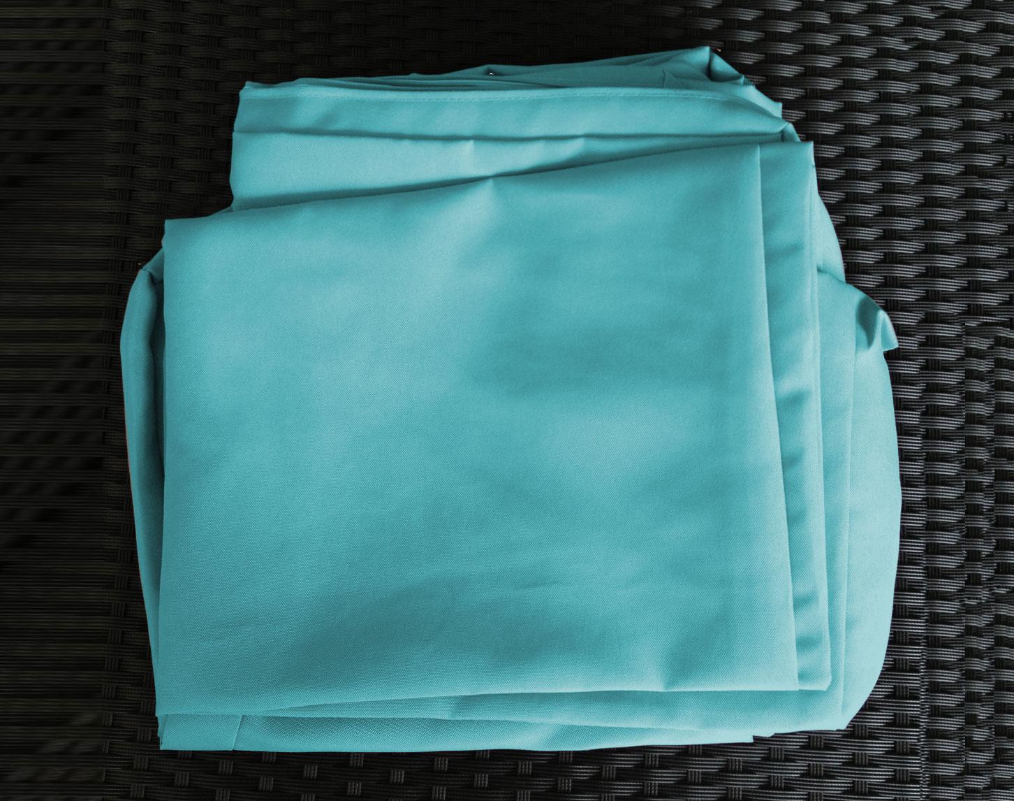 Bleu Pour Cancun Jardin Jeu Salon De Tissu Housses ybYgf67