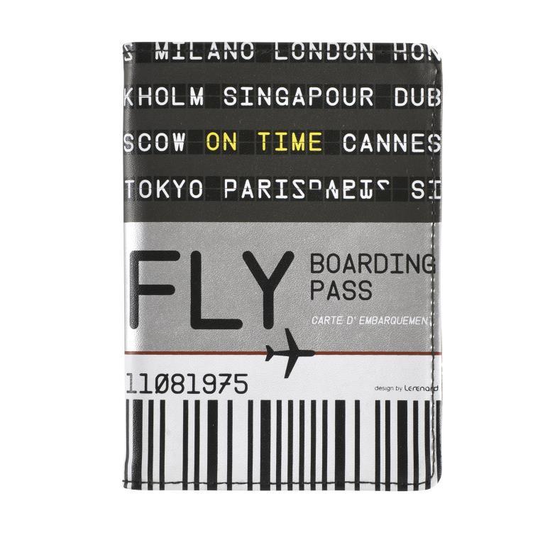 Etude Porte Gris Passeport Noir Fly Dlp TJ1FcKl
