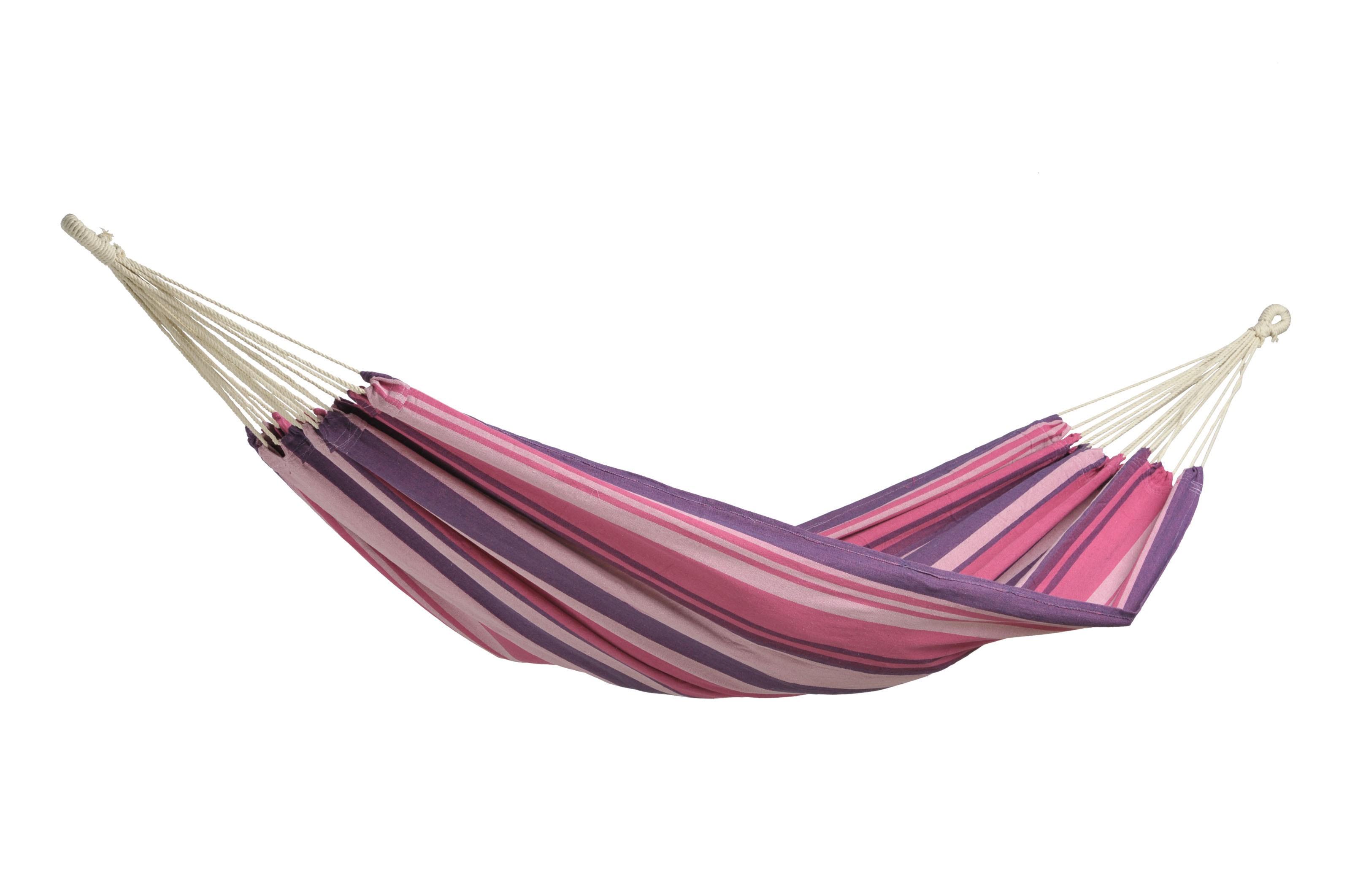 Hamac Jardin Violet Candy Xl Tahiti De Amazonas Rose 200x100cm HDIWE29