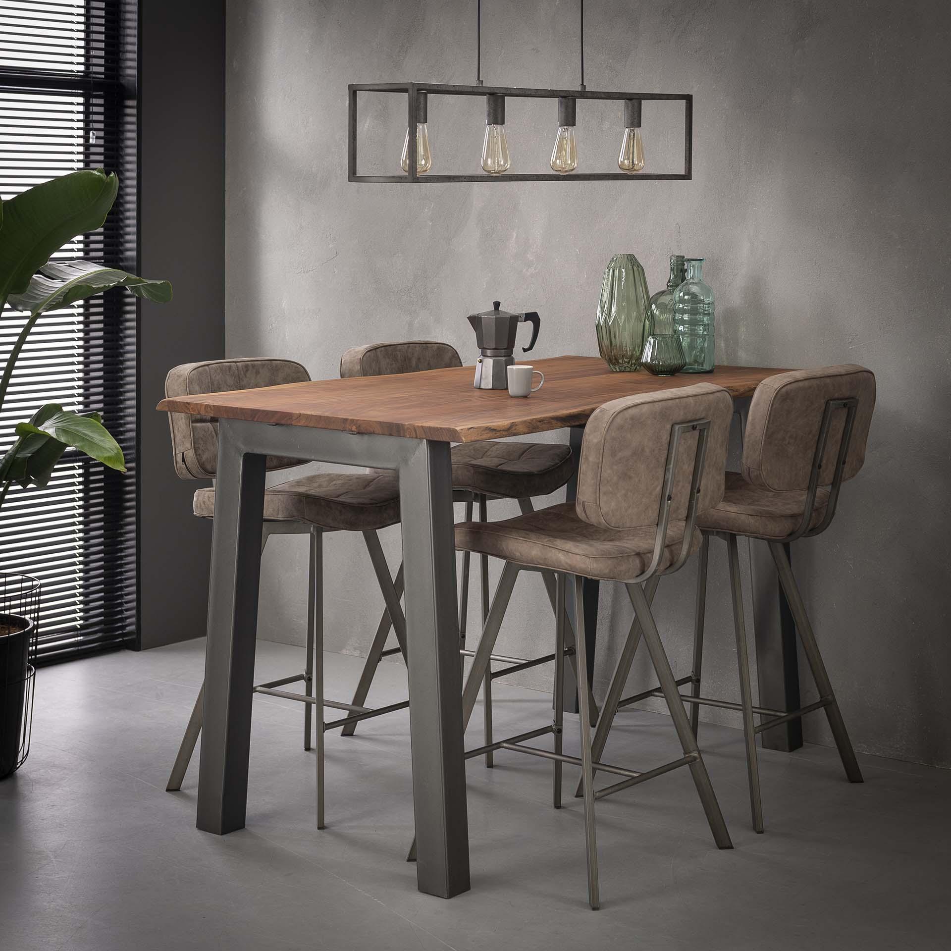 Table Haute Bois
