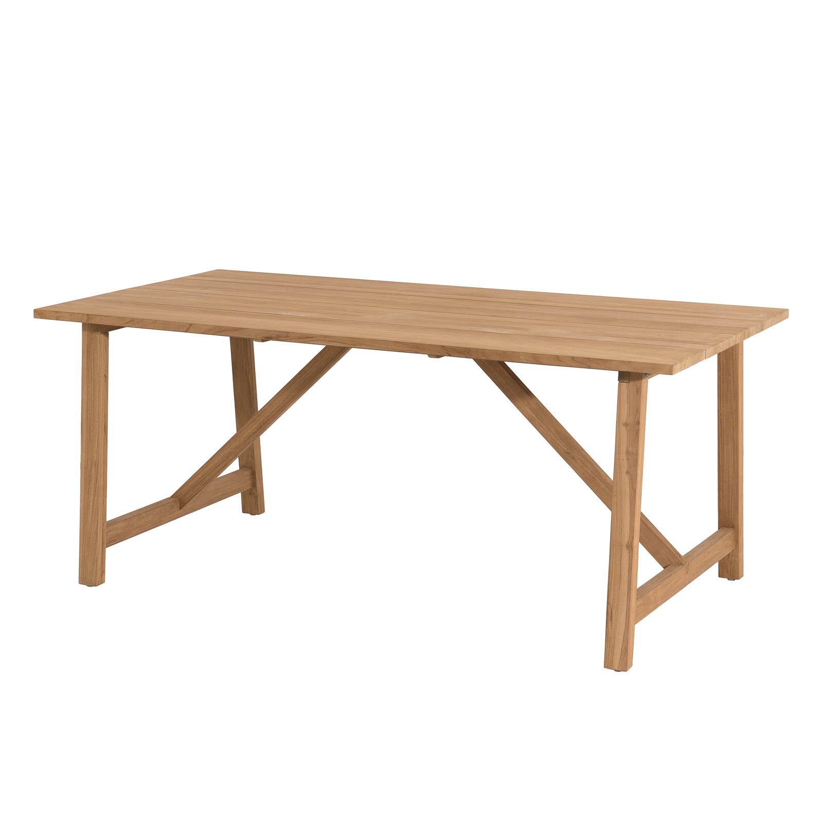 Table 180x90cm Ref30020834 De Jardin Teck Bergen IbfY76gyv