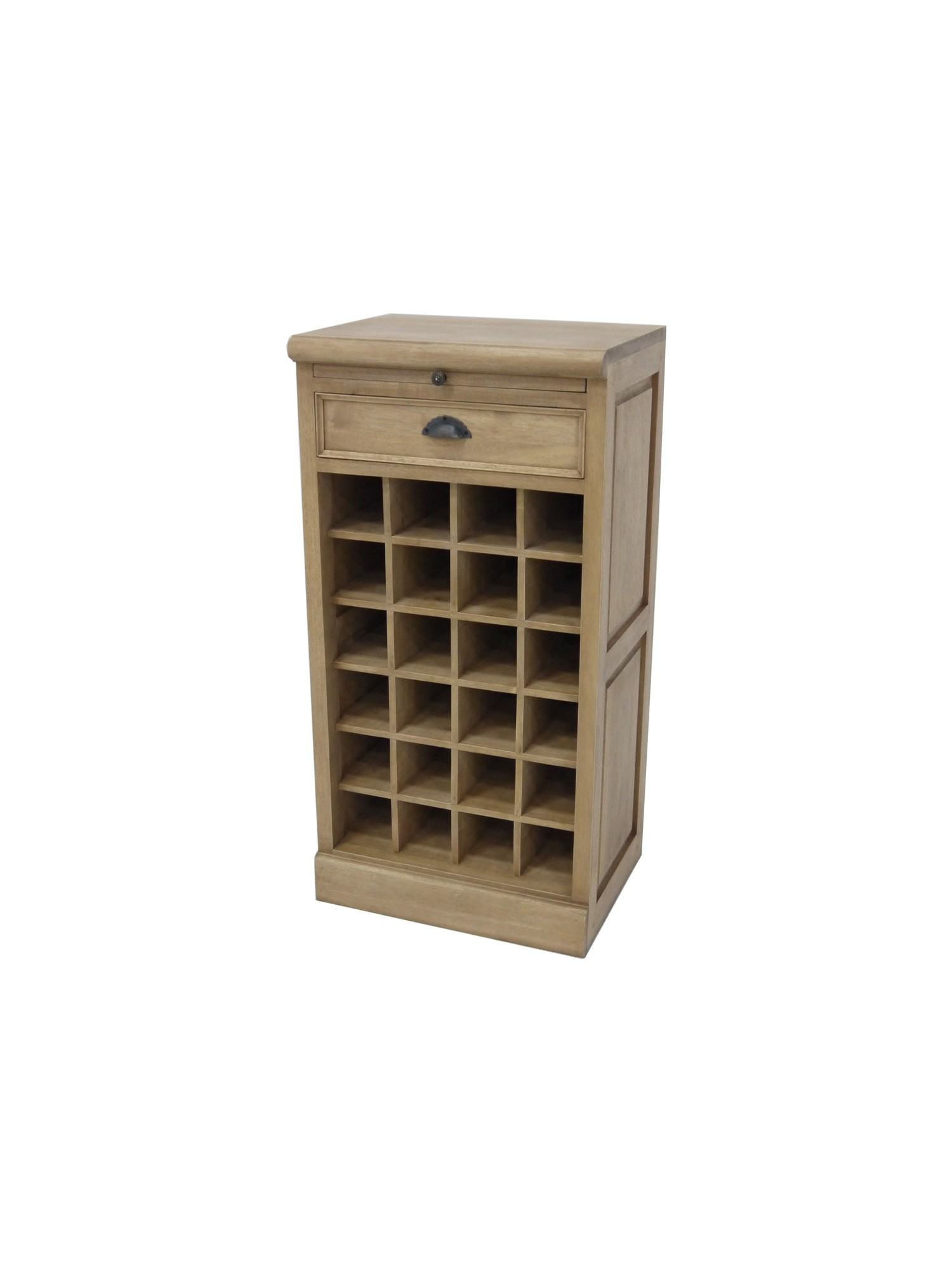 96cm Meuble Bar Range Bouteilles Tradittion H Vn8mn0w