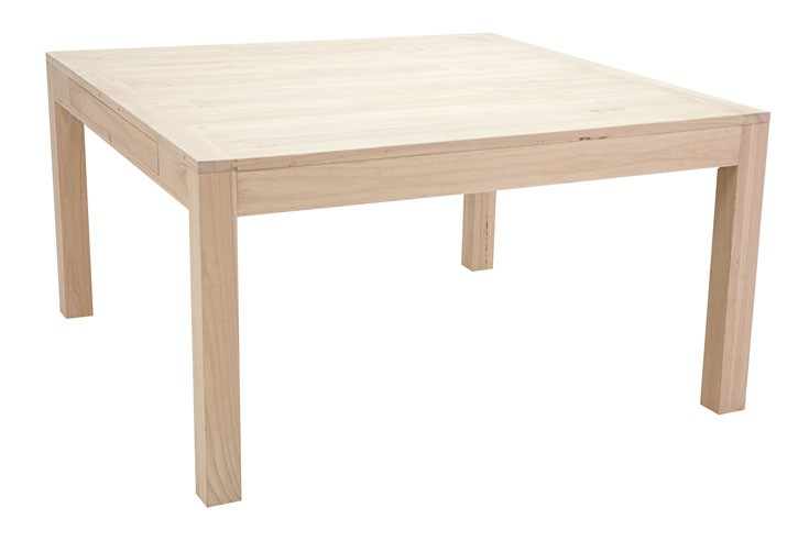 Table repas carr e extensible h v a 140 240cm olga Table a manger carree extensible