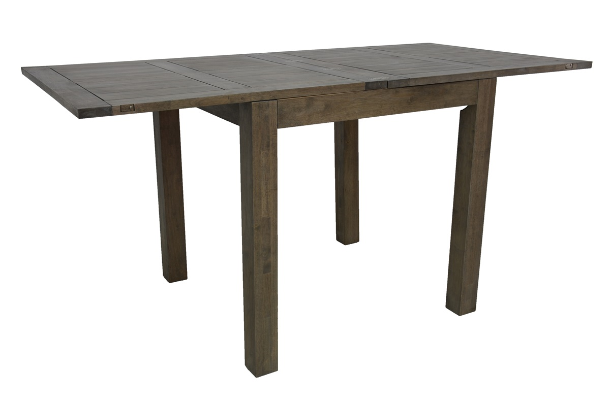 Table De Bar Hevea Extensible 90 180x90x92cm Attan Tables Hautes
