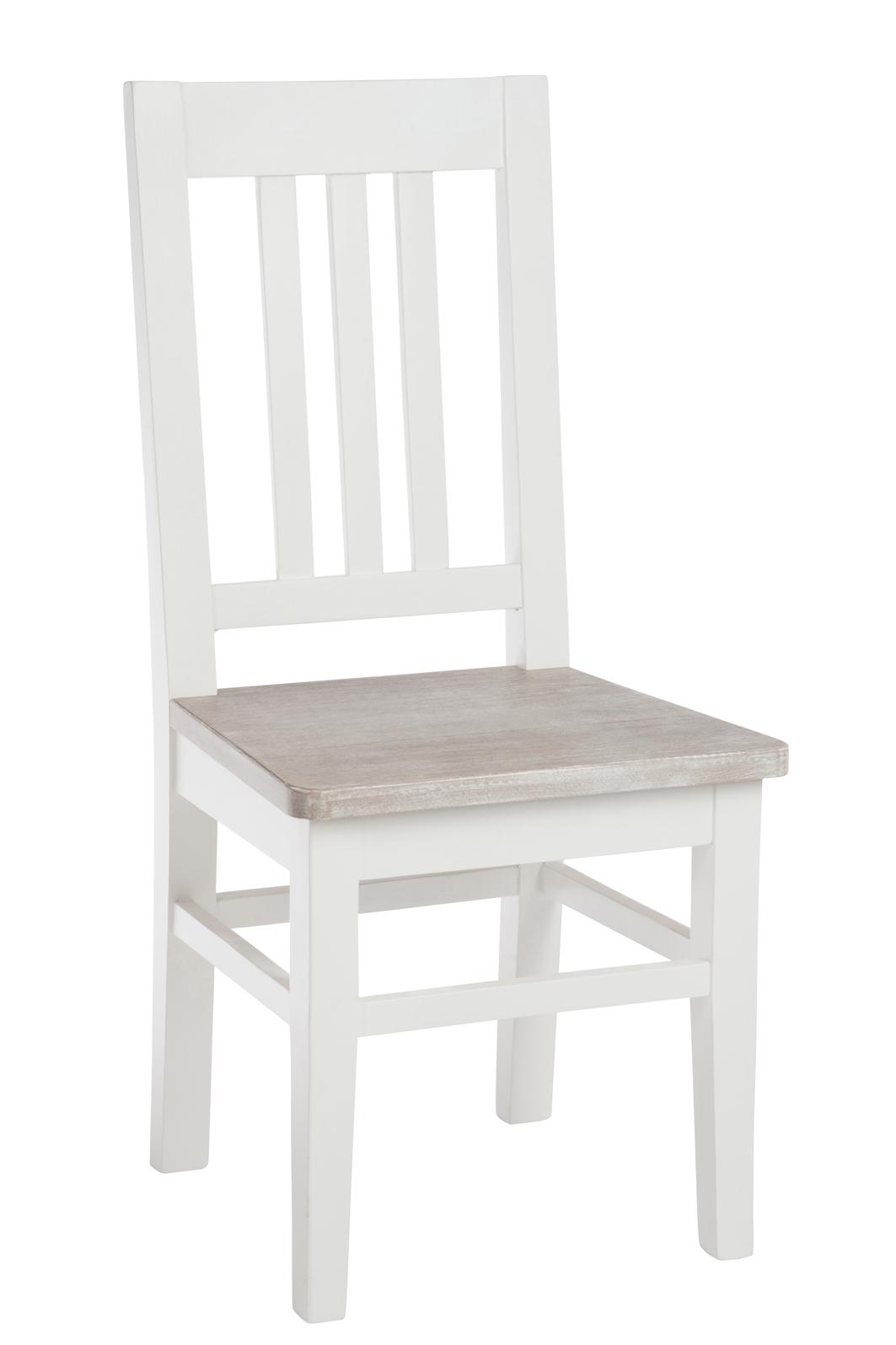 Chaise Bois Blanc
