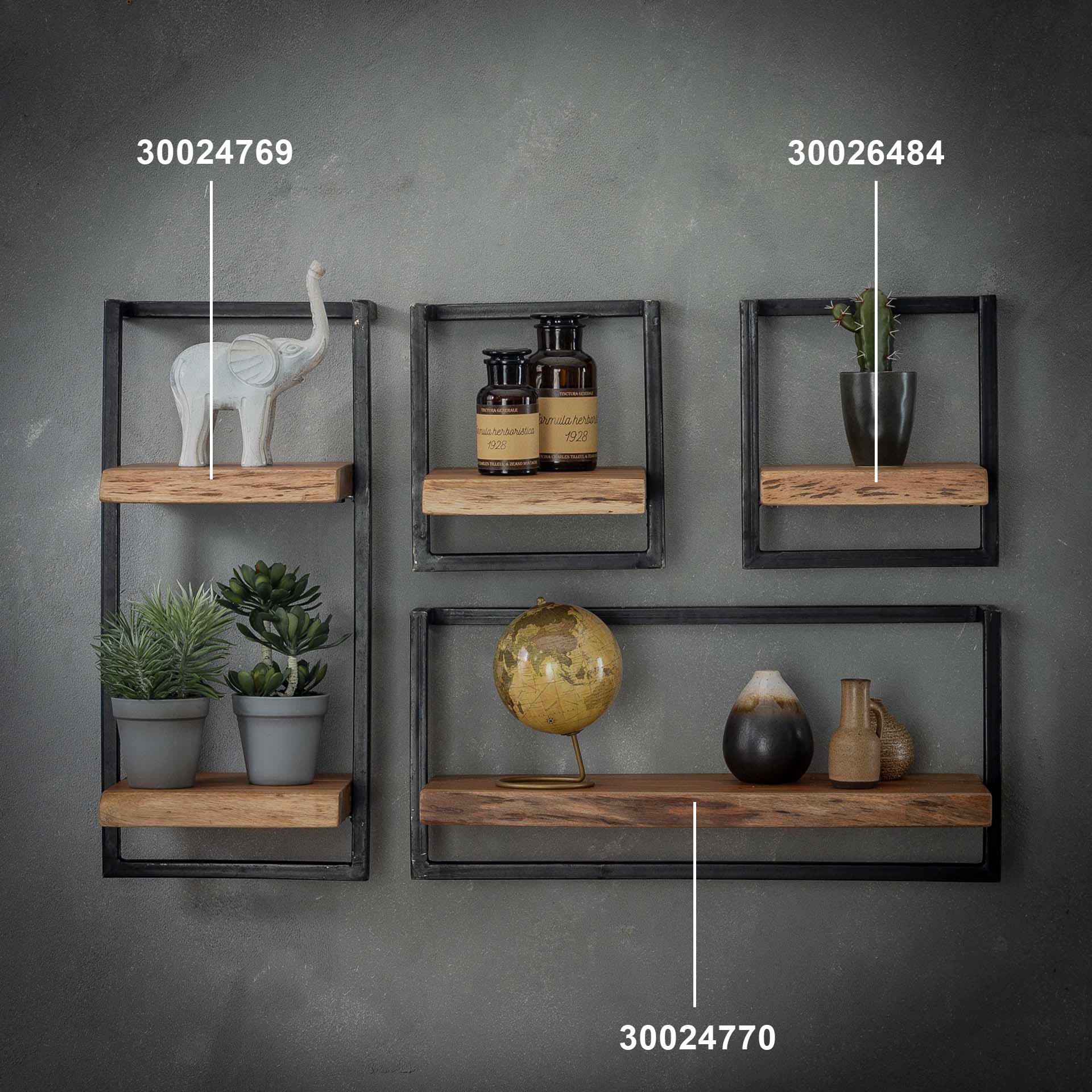 Fabriquer Une Étagère Pour Plantes etagère murale bois métal melbourne